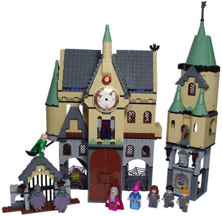 harry potter lego hogwarts castle amazon wroc?awski
