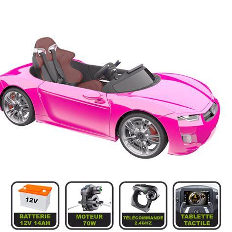 si鑒e auto pour enfant voiture 233 lectrique de luxe 12v pour enfant henes broon