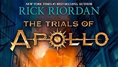 The Trial Of Apollo 1 The Oracle Rick Riordan book review the trials of apollo book 1 the oracle by rick riordan