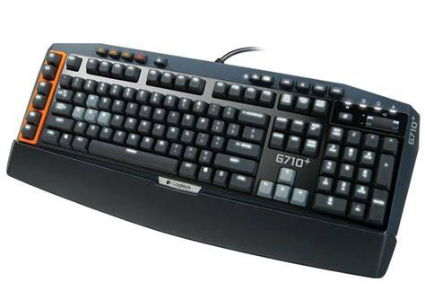 Keyboard Gaming Mechanical 306135 Logitech G710 Mechanical Gaming Keyboard Jpg