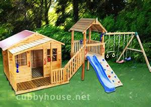 Elevated Cubby House Plans How To Build A Cubby House Cubby House