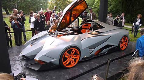 lamborghini egoista lamborghini egoista at schloss bensberg how the car