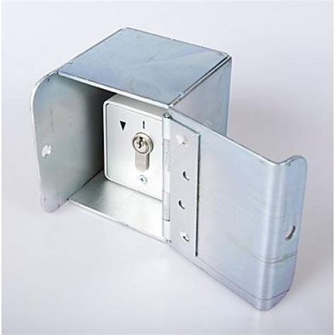 Key Switch Box   Lockable Switch Box   Security Direct