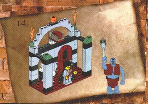 lego harry potter bathroom instructions for 4712 1 troll on the loose bricks argz com