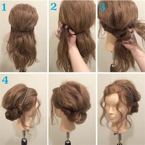 hairstyles for party tutorials kissprom co uk prom dresses uk 187 blog archive diy retro