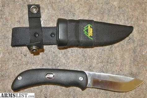 swing blade skinning knife armslist for sale outdoor edge swing blade