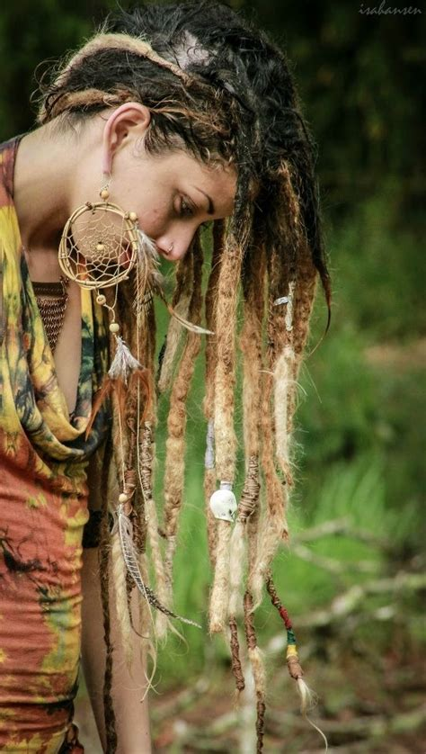 hippie dreadlocks hairstyles dreads in boho fashion lets be honest i love dreads