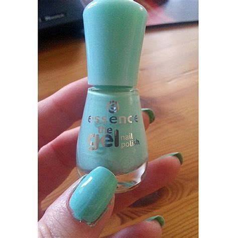 Nägel Lackieren Ab Wann by Test Nagellack Essence The Gel Nail Farbe 40
