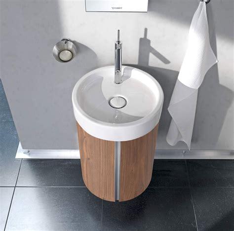 Bathroom Furniture Vanity Duravit Starck Wall Mounted 450mm Vanity Unit And 470mm