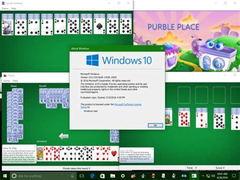 themes for windows 10 games windows 7 games for windows 10 anniversary update and