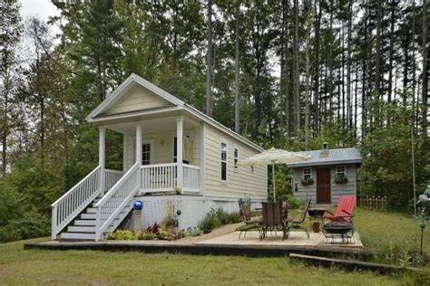 Small Home Builders Nc A Package Deal For A Pair Of Tiny Houses In Carolina