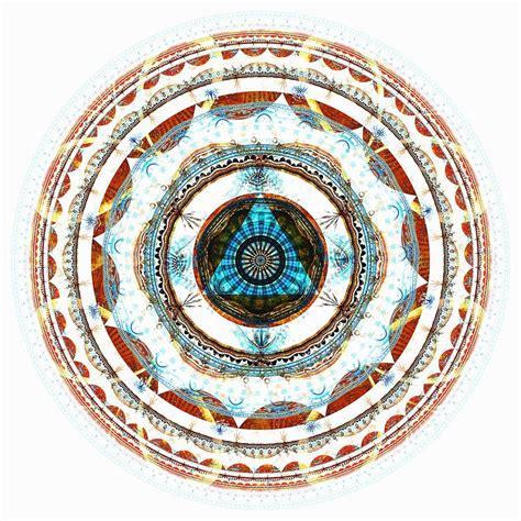 Interior Paintings For Home spirit circle digital art by anastasiya malakhova