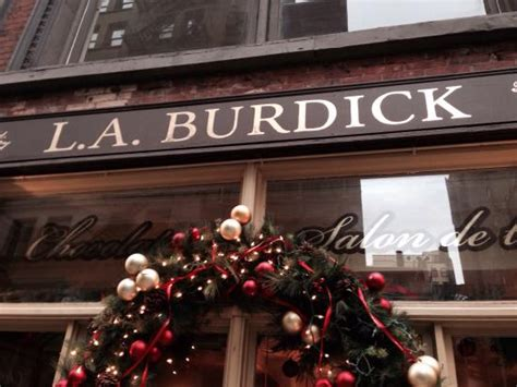 l a burdick handmade chocolates new york city soho