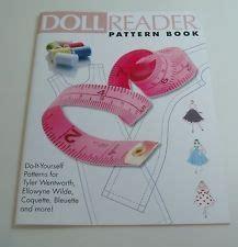 doll reader pattern book 154 best bleuette dolls images on vintage