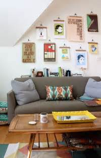 How To Hang Poster Without Frame by Gallery For Gt Creative Picture Hanging Ideas Without Frames