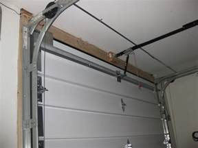 Low Clearance Garage Door Hinges Low Overhead Garage Door Neiltortorella