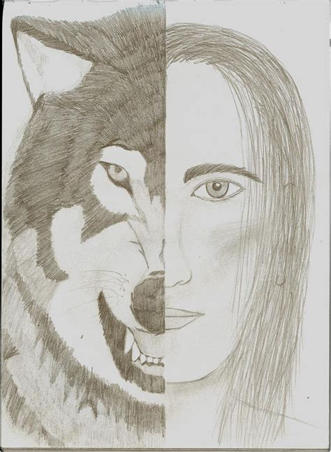 half wolf half half human half wolf www pixshark images galleries with a bite