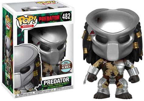 Funko Pop Avp Predator funko pop 5 personaggi terrificanti che hanno fatto la storia