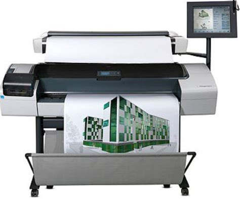 printable area hp printer hp hewlett packard cq653a b1k designjet t1200 hd