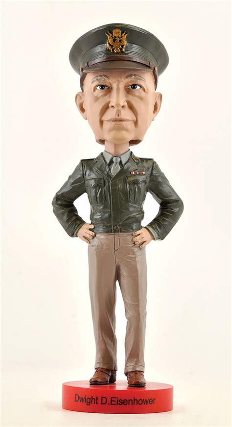 bobblehead dwight dwight d eisenhower bobblehead issue
