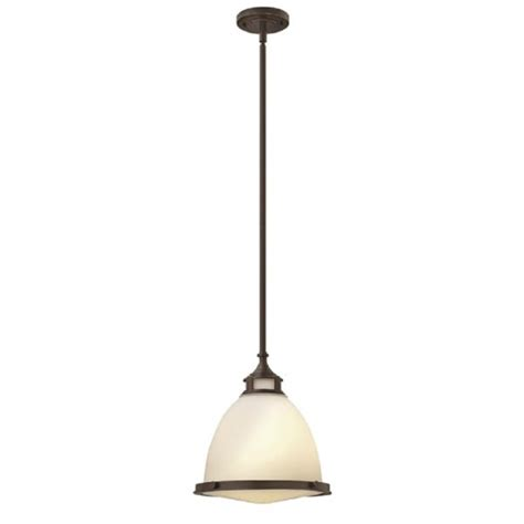 Retro Style Pendant Lighting Retro Bronze And Opal Glass Hanging Ceiling Pendant For Sloped Ceilings