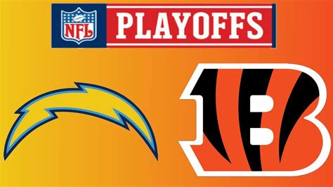 chargers playoff 2014 san diego chargers vs cincinnati bengals nfl wildcard