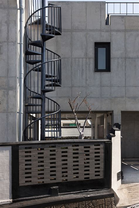 Buying A House In Solitude by Studio Gaon S Concrete House Provides Solitude In Korea