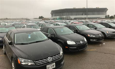 vw s temporary michigan home for diesel vehicles flagged