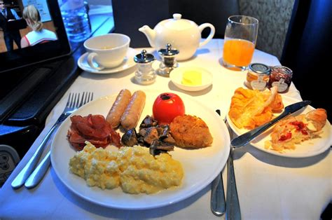 cover layout for english breakfast my first first ba first class sydney to uk return