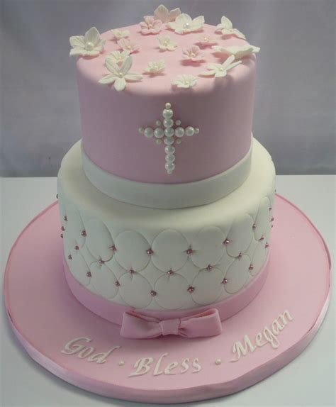 Christening Cakes by Sweetland Patisserie Christening Cakes