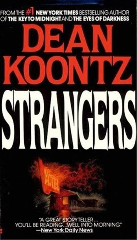 dean koontz strangers 9780747235163 on collectorz