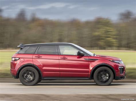 2016 range rover evoque caricoscom 2016 range rover evoque hse luxury dynamic red side hd