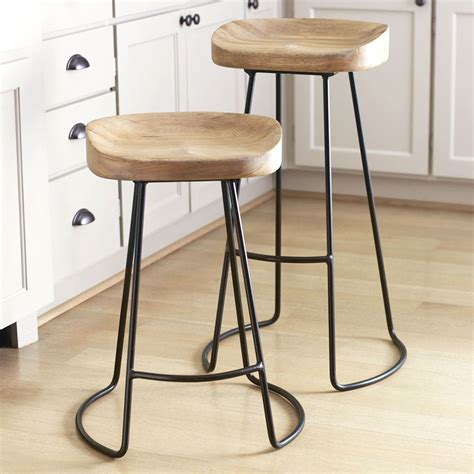 Smart And Sleek Stool by Smart And Sleek Stool Wisteria
