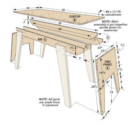 5 plywood projects
