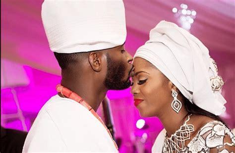 10 Tiwa Savage Traditional Marriage Wedding Photos You've