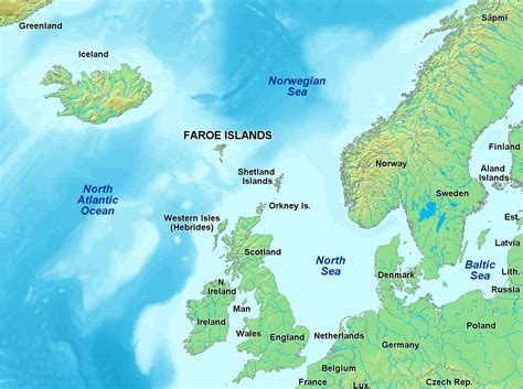 faroe islands map atlas of the faroe islands wikimedia commons