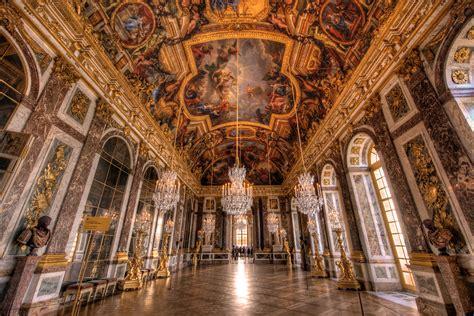 Opulent Definition Versailles Hall Of Mirrors Travel Caffeine