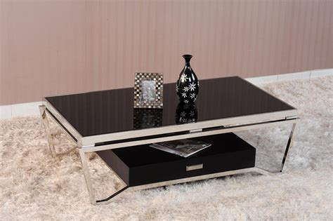 black metal and glass coffee table centre table designs with glass top glass of lemonade