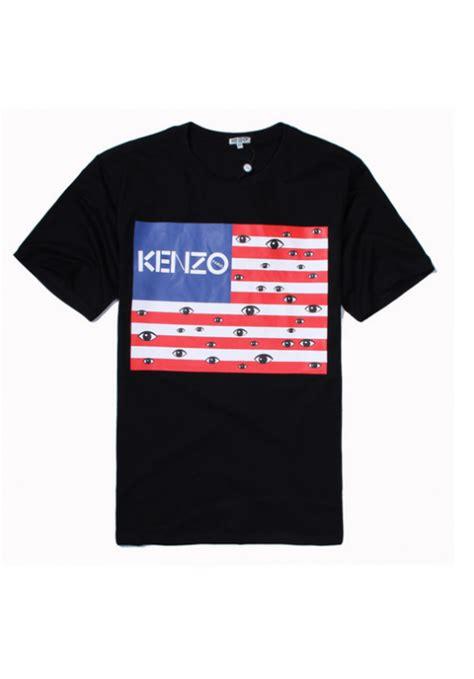Hoodie Flag Drops Black kenzo flag eye t shirt black