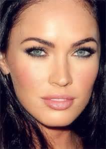 megan fox eye color thebeautyglo how to apply eyeliner gel or liquid