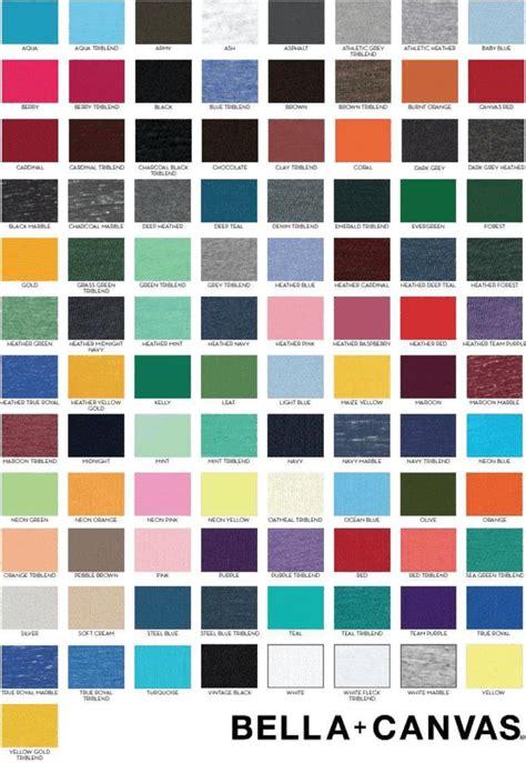 canvas color tshirts on you coastal resortwear
