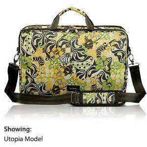 Lexie Barnes Echoes Laptop Bag Review by Lexie Barnes Echo Laptop Shoulder Bag 13in And 15in