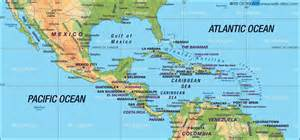 map of central and america around the world in 80 blocks cpwc day 77 geography