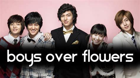 boys before flowers korean drama watch boys before boys over flowers 꽃보다 남자 toad korean drama review youtube