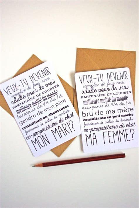 Lettre Demande De Fiancaille Originale Le Catalogue D Id 233 Es