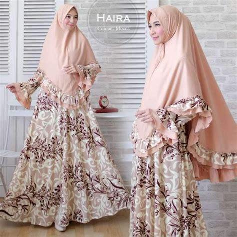 Syari Syana Mocca hasanah meliana dress brukat mocca daftar harga terbaru
