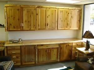 rustic cedar log kitchen cabinets the log furniture store