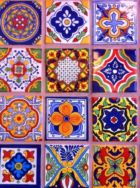 Colorful Kitchen Backsplashes by M 225 S De 1000 Ideas Sobre Azulejos Mexicanos En Pinterest
