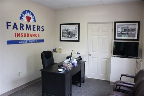 Insurance Office by Farmer S Insurance Quigley See Inside Insurance
