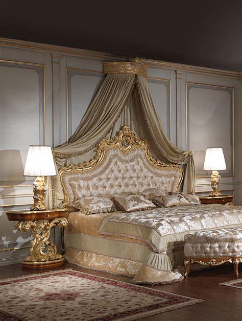 letto classica da letto classica di lusso in stile barocco romano